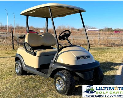 2017 Club Car Precedent Gas Powered Golf Carts Rogers, MN