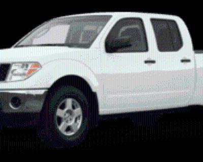 2008 Nissan Frontier SE Crew Cab 4WD Manual SWB