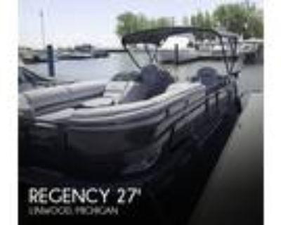 27 foot Regency 254 LE3 Sport Edition