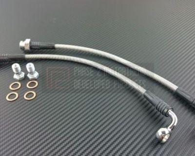 P2m Rear Brake Lines For Nissan 350z / Infiniti G35 (brembo / Non-brembo)