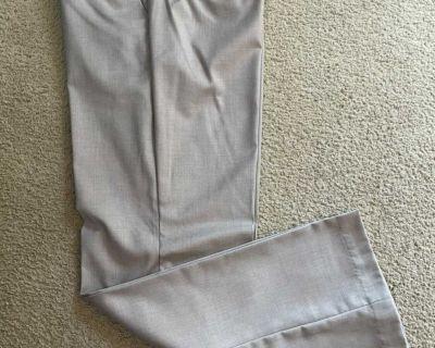 Women s grey dress pants