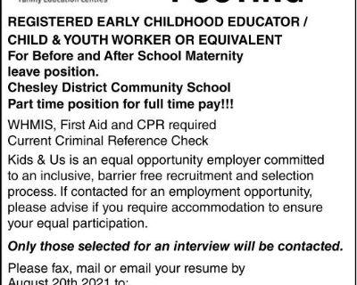 Kids & Us Community Childcar...