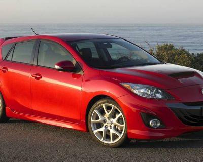 2011 Mazda Mazda3 Mazdaspeed3 Sport