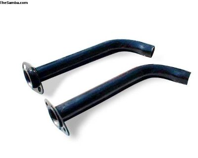 Split and Oval Headlight Cable Conduits