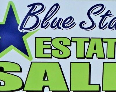 Blue Star Estate Sale-Valley Center