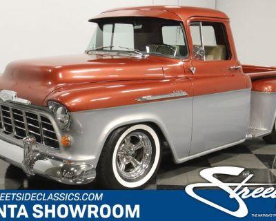 1956 Chevrolet 3100 3 Window