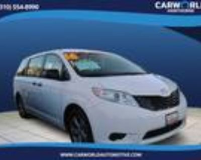 2016 Toyota Sienna L for sale