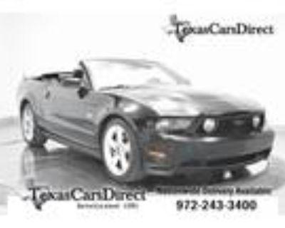 2010 Ford Mustang GT Premium CONVERTIBLE ELECTRONICS PKG/NAV/AUTO-$6K OPTIONS