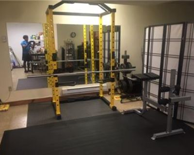 Newly Carpeted Room Available with GYM