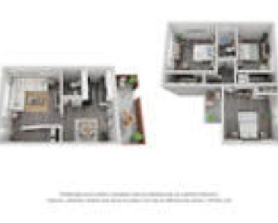 Highland Gardens - Three Bedroom Townhome