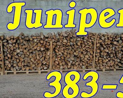 Aromatic Juniper Firewood