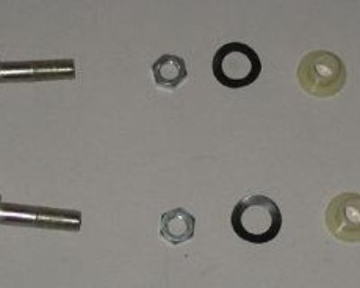 1955-60 Chevy Convertible Top Upper Cylinder Rod Bolt Kit
