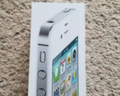 IPhone 4s Box and accessories - NEW