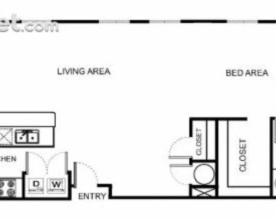 Studio Bedroom In Denver Central