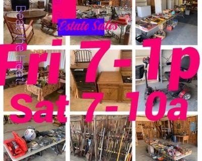 Beat-the- Heat Estate Sale