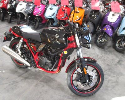 New SYM Wolf 300cc Cafe Racer