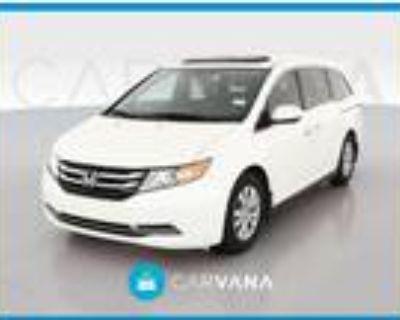 2017 Honda Odyssey White, 68K miles