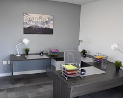 Private Office for 3 at Lurn, Inc