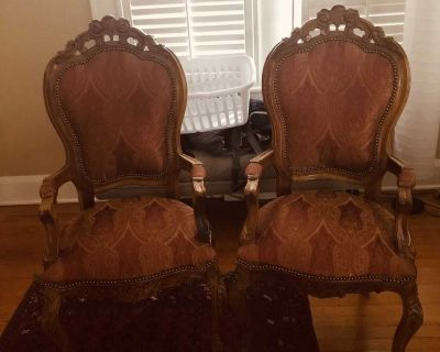 French Antique Chairs
