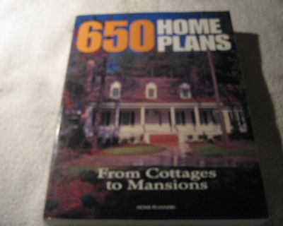 650 HOME PLANS From Cottages to Mansions