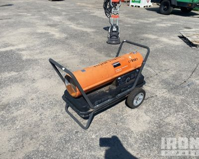 Dayton 3VE51G 170000 BTU Space Heater