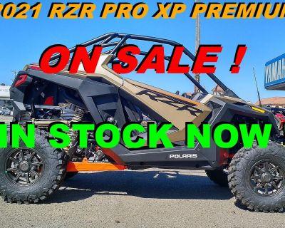 2021 Polaris RZR Pro XP Premium Utility Sport Salinas, CA