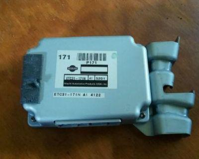 05-06 Nissan Altima Transmission Control Module Tcm Oem