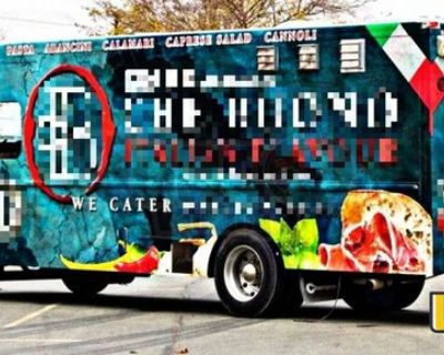 Inspected and Permitted  30' Chevrolet P6 Mobile Kitchen Food Truck