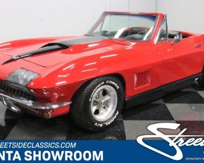 1966 Chevrolet Corvette Convertible Replica