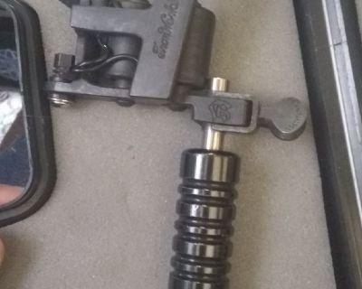 IronWorkHorse tattoo gun
