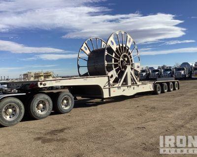 2012 Stellar 142,000 lb 59 ft 6 in. x 120 in Reel Trailer