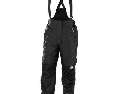 Castle Unisex Youth Childs Cr2 Bibs Sledding Snow Pants-small 7/8 Medium 10/12 -