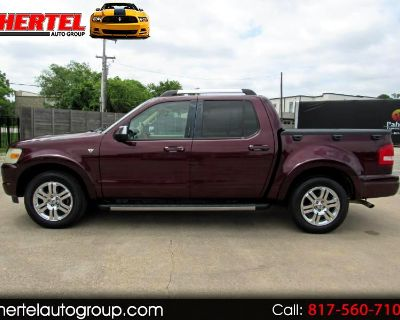 Used 2007 Ford Explorer Sport Trac Limited 4.6L 2WD