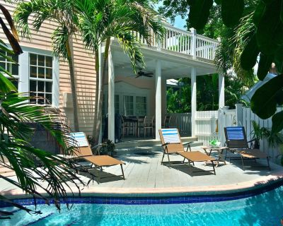 Secret Villa II @ Old Town: with Private Pool, close to Duval! - Key West Historic District