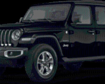 2020 Jeep Wrangler Sahara High Altitude