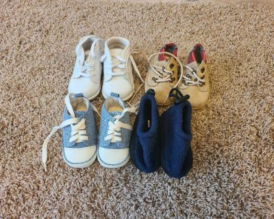 Toddler Boy's Size 2 Shoes