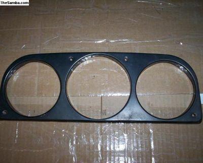 914 Speedo & Fuel gauges w/gauge panel