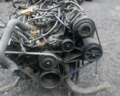 Ford 1988 460 Fuel Injection V-8 Complete Engine Good Condition 106,000 Miles