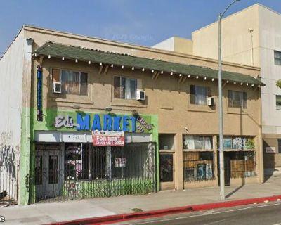 4719 S Western Ave & 5951 S San Pedro St