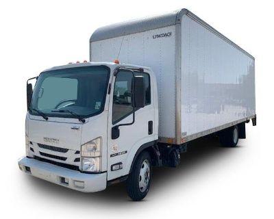 2018 ISUZU NRR Box Trucks, Cargo Vans Truck