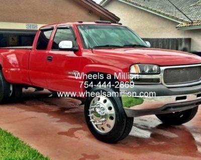 22.5's Alcoa Classics Dually Wheels W/new Tires Ford Dodge Chevy Rims