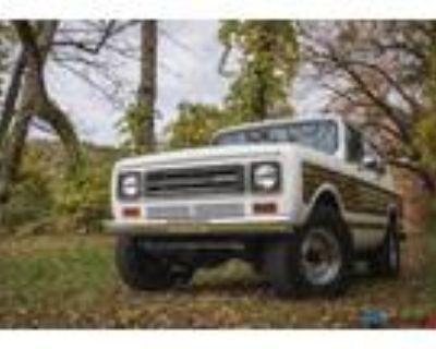 1979 International Harvester Scout II 345CI V8