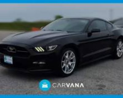 2015 Ford Mustang EcoBoost Premium Fastback