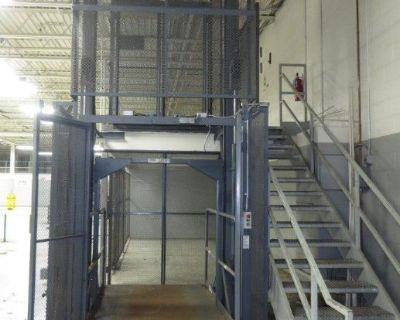 Autoquip Hydraulic Autoquip Elevator   FLH1 1000 LB Capacity