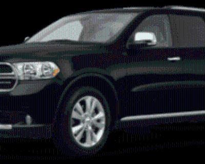 2011 Dodge Durango R/T AWD