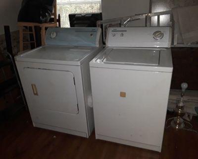 Kenmore Washer/Dryer Set