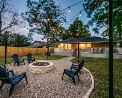 NEW! Lone Star Retreat, Remodeled Downtown Home - Downtown San Antonio