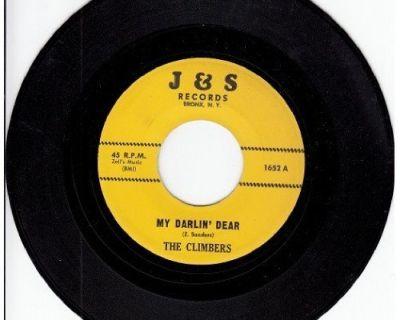 Climbers ~ My Darlin' Dear*Mint-45 !