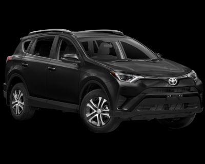 Pre-Owned 2018 Toyota RAV4 LE AWD 4D Sport Utility