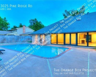 Rent to Own Pool House Estate with $20,000 Down - No Banks - EZ Credit Qualify